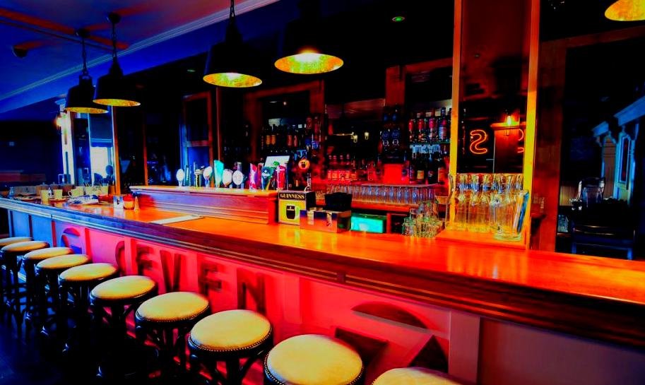 Modern Bar design Galway