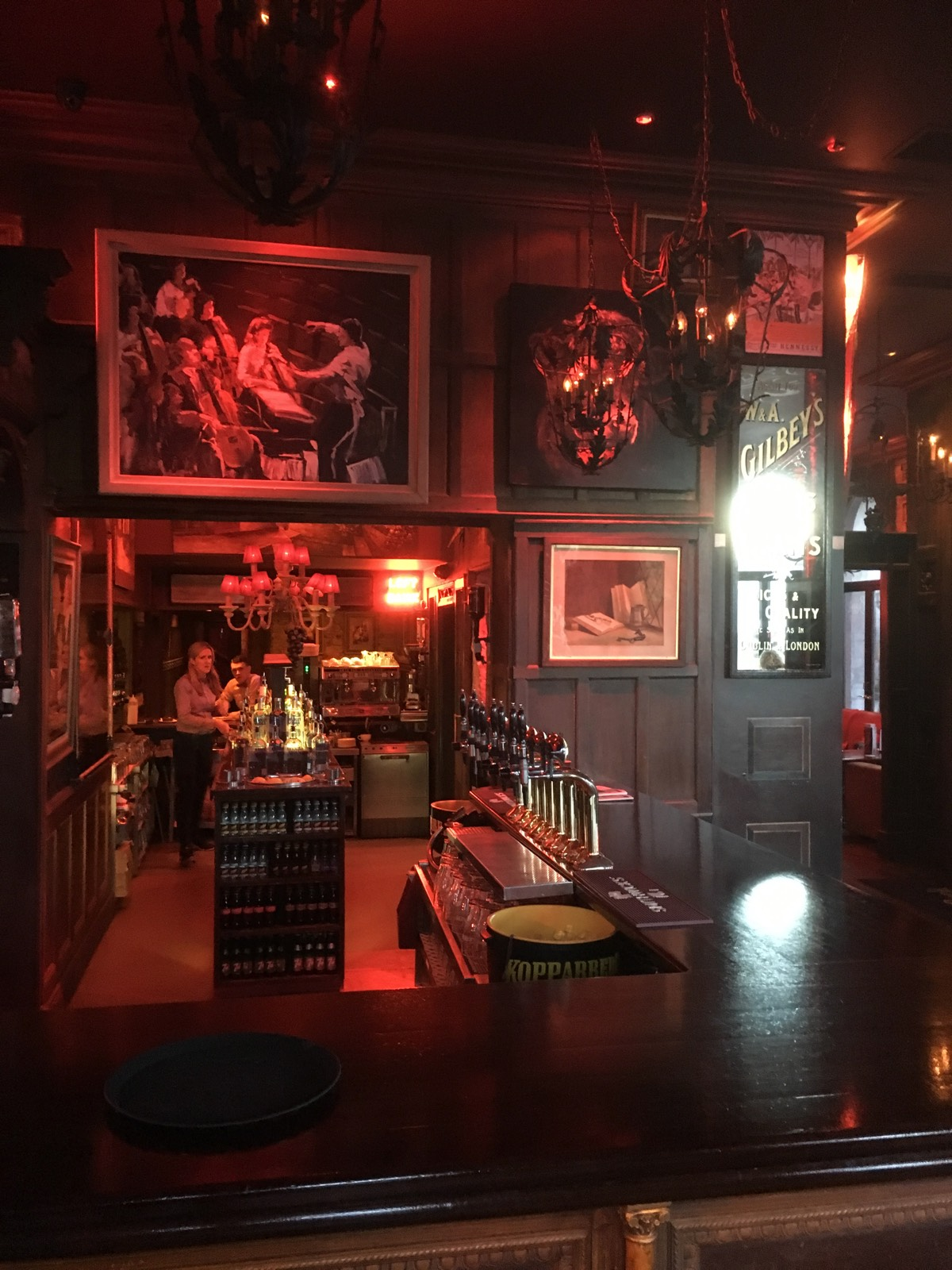 Kilkenny bar designs