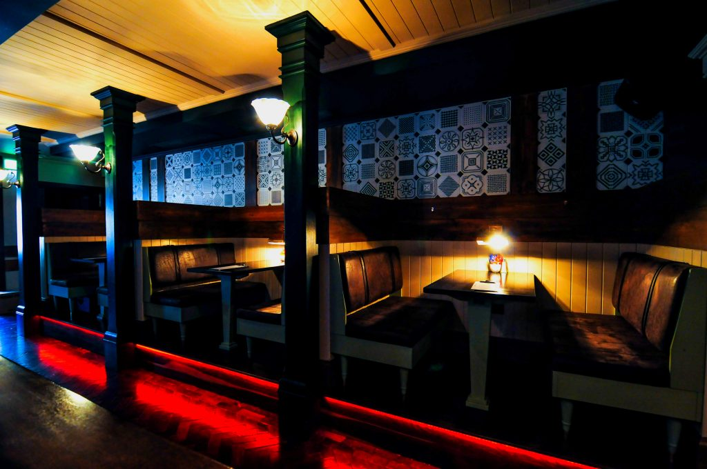 bar interior design galway