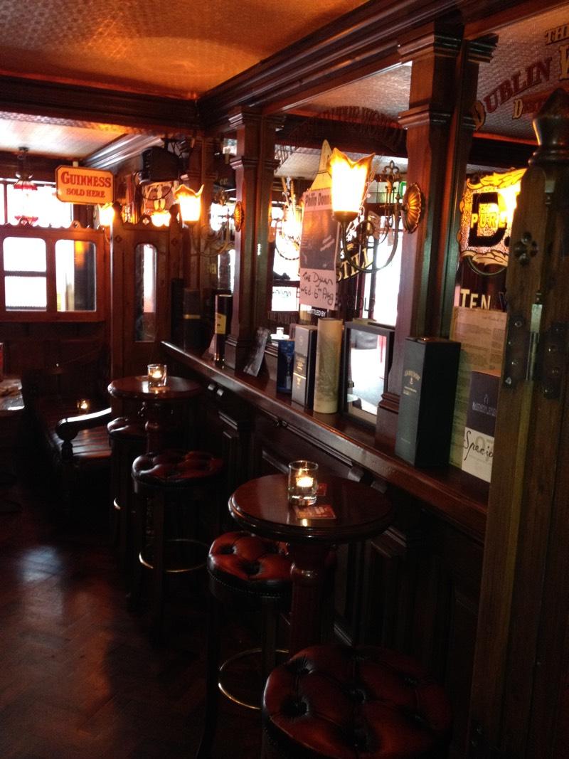 Kilkenny bar design