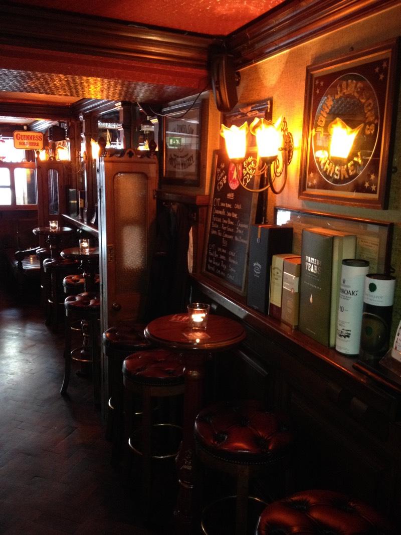 Kilkenny pub design