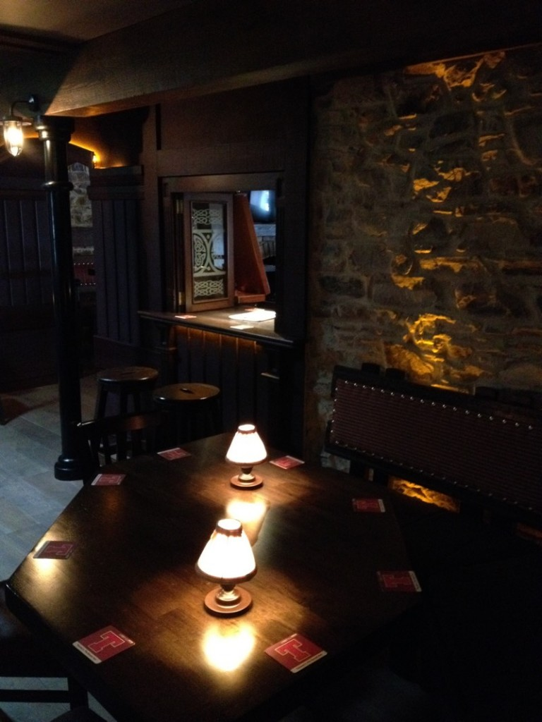 Donegan bar design