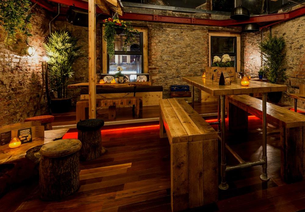 Bar design bangor county down