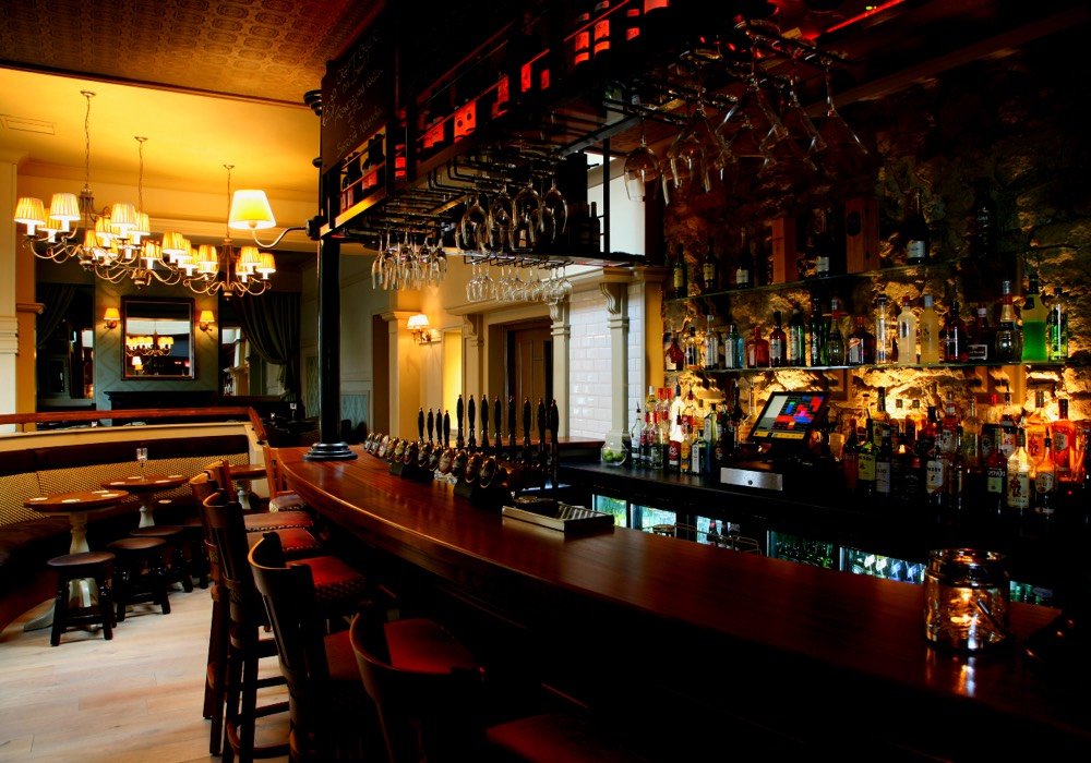 McKennas Irish Bar Dublin