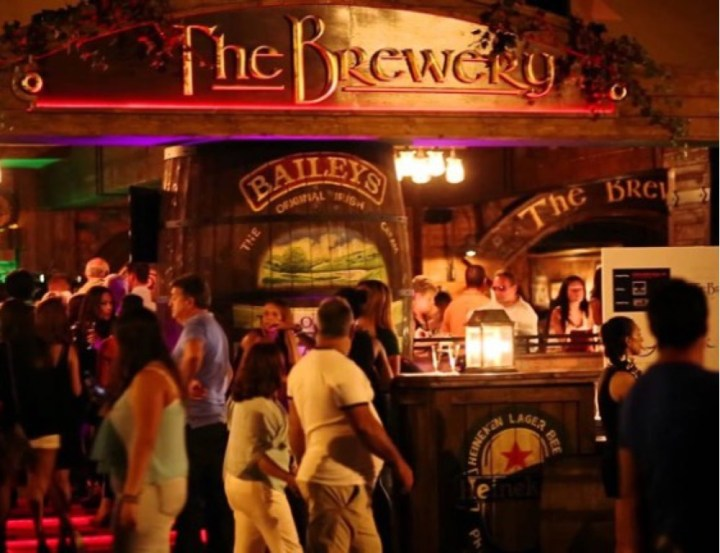 The Brewery Pub in Vilamoura Portugal