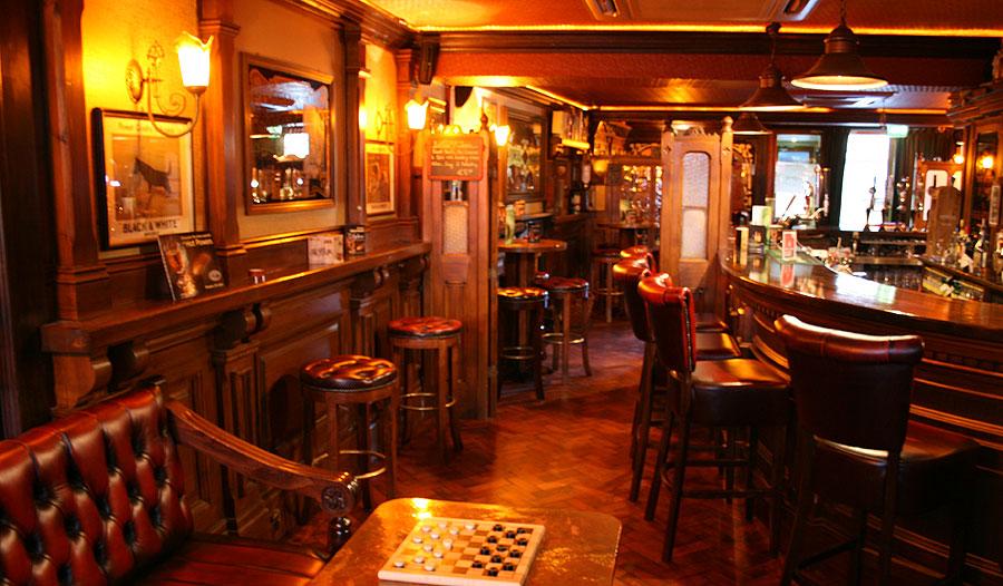 Whiskey bar design ireland
