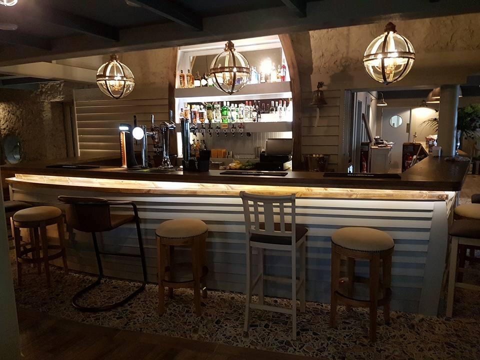 Modern Bar design Donegal