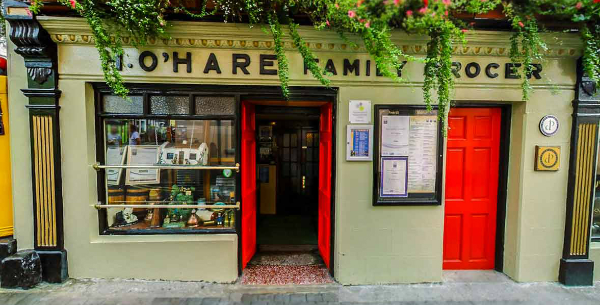 Irish Bar design County Louth