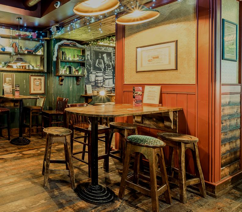 McCarthys Irish Pub Prague