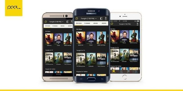 Smart remote on android devices