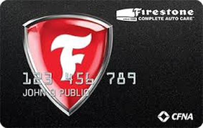Firestone Credit Card Login