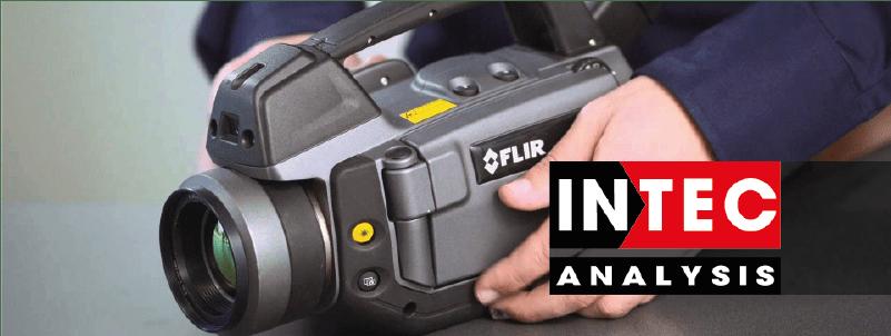 Intec supply FLIR GF320 Gas Imaging Camera.