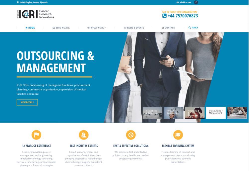 ICRI Website