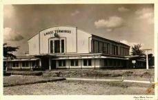 1950s | Lagos Train Terminus | Iddo Lagos Nigeria | ©Olojo Photo Service