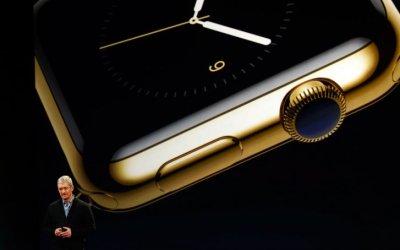 Apple lanza su reloj inteligente