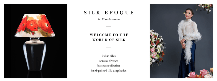 silk epoque olga ziemiann świat jedwabiu jedwabna odzież Gdynia (1)
