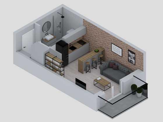 mieszkanie 1 pokojowe słoneczna zatoka gdynia witomino (1)