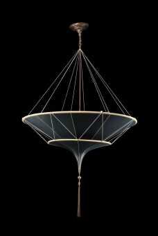silk epoque olga ziemiann świat jedwabiu lampy Gdynia 35