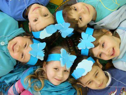 niebiesko grupa 5