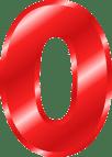 number-0 digit