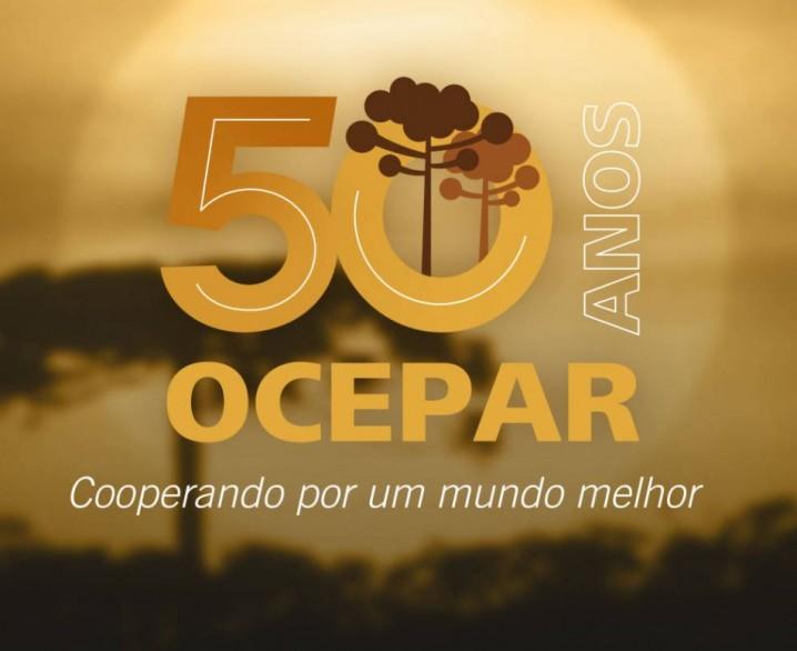 Integrada parabeniza os 50 anos da Ocepar