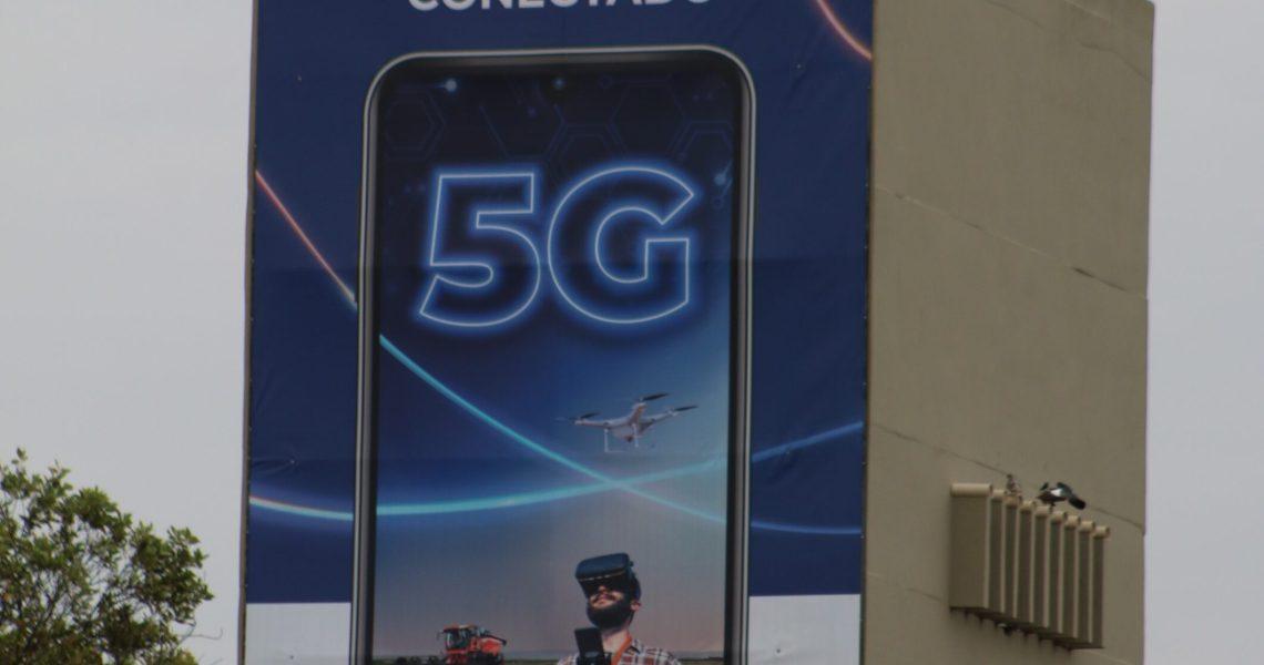 Integrada no lançamento da tecnologia 5G em Londrina