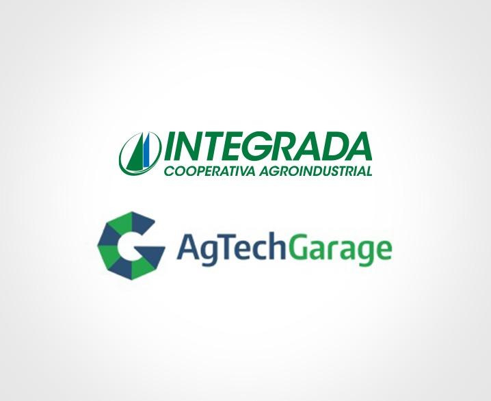 Integrada e AgTech Garage  parceria com a inovação e o futuro