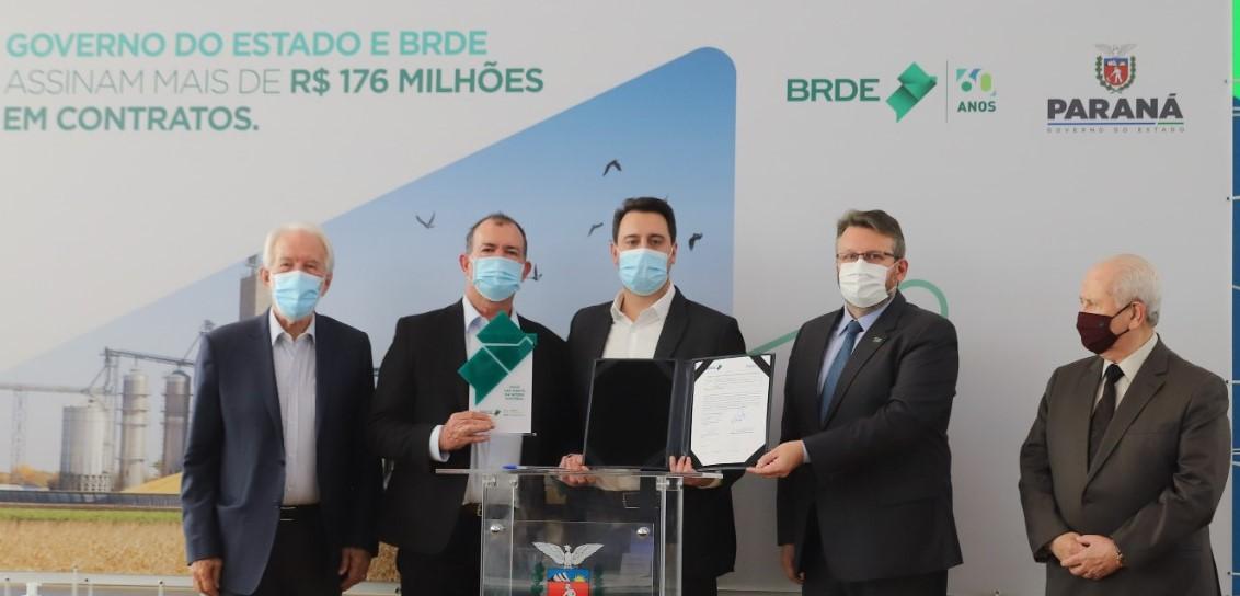 BRDE libera R$ 176 milhões para cooperativas paranaenses