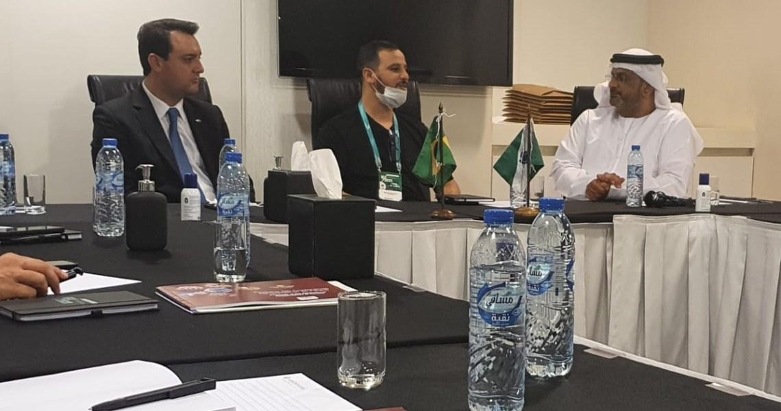 Dubai – Integrada participa de reunião com investidores árabes