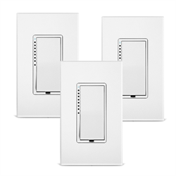 Insteon 2477D Wall Dimmer 3 Pack