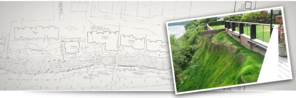 Seattle Landslide Repair  and Hillside Stabilization Experts