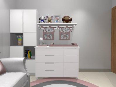 Como montar o quarto de bebê