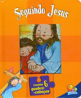 Livros infantis seguindo jesus