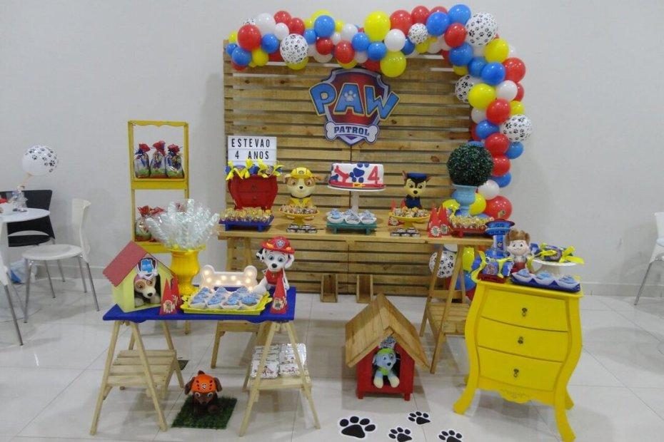 Festa da Patrulha canina