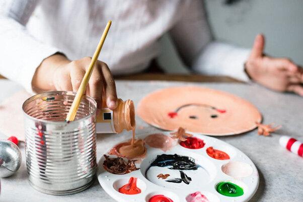 Festa Infantil - artesão