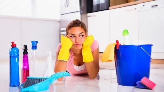 eletros que facilitam a limpeza da casa e vida da dona de casa