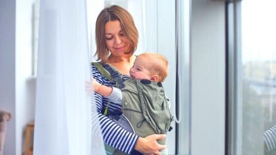 carregador de bebê – sling ou canguru (2)