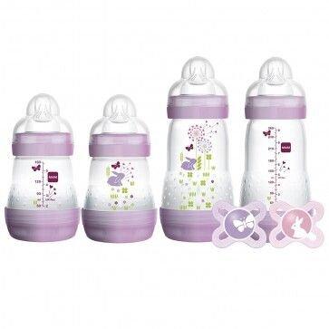 Kit mamadeiras MAM – produtos importados para bebês