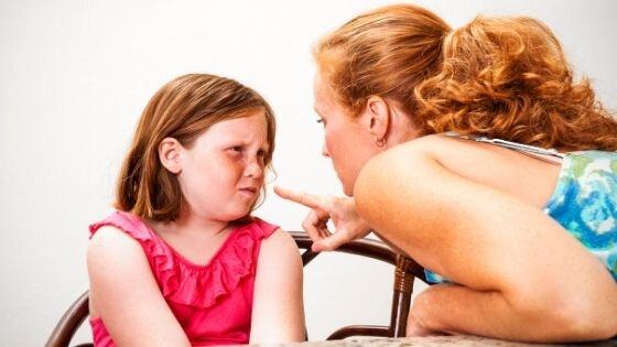 educar filhos sem gritar