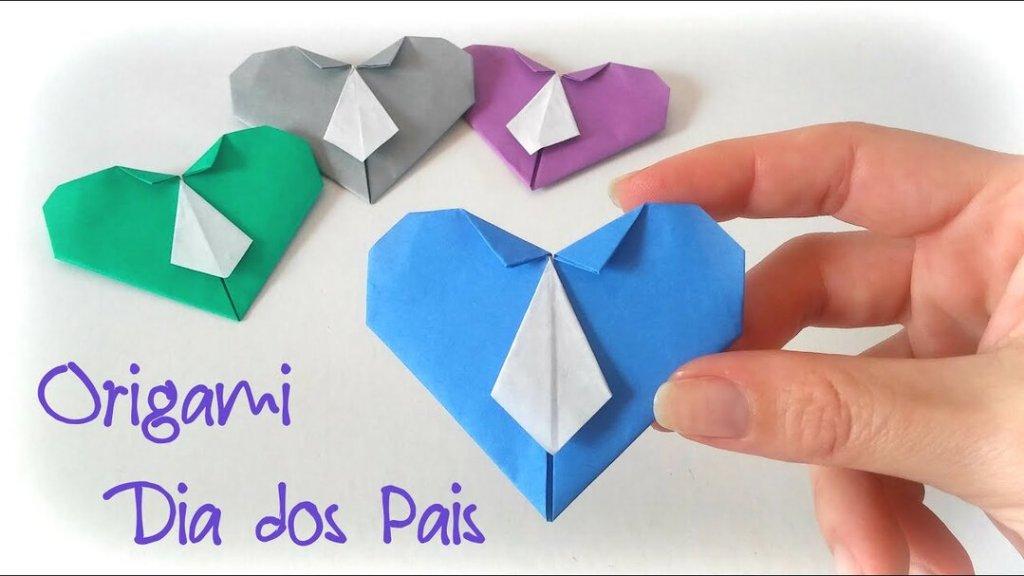 origami-coração-dia-dos-pais