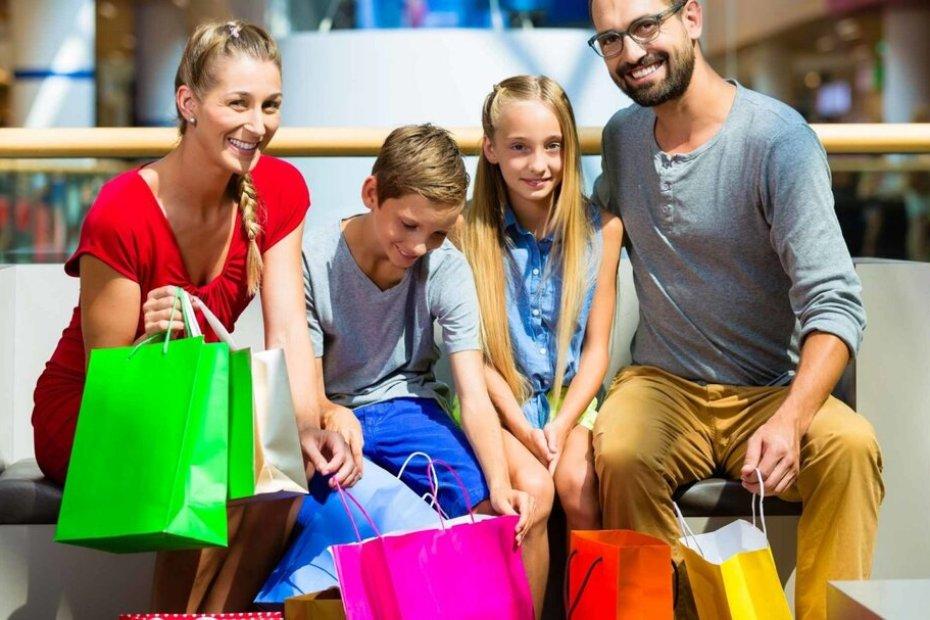o poder de compra das crianças