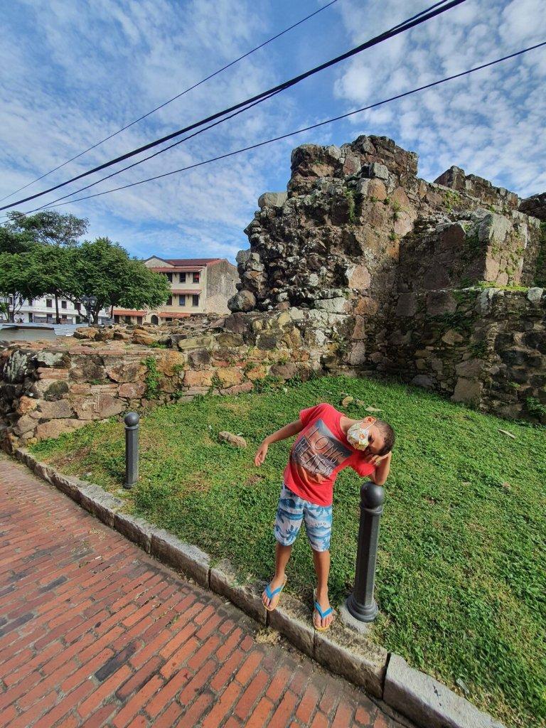 velha panamá-ruínas