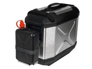 Recipiente 2 litros Incl. soporte para maleta Xplorer H & B