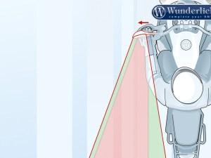 Aplique visión convexa para espejo »SAFER-VIEW«