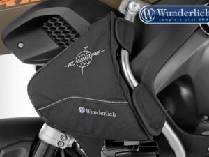 Bolsa de Wunderlich para montaje en barra de protección   Par