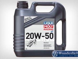 LIQUI MOLY Motor Oil Street 4T SAE 20W-50