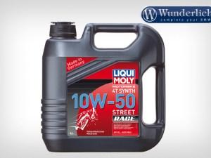 Aceite Sintético Liqui Moly 4T 10W-50