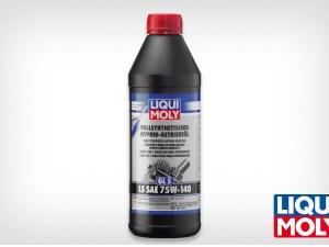 Liqui Moly Aceite para engranajes 75W-140 1000ml