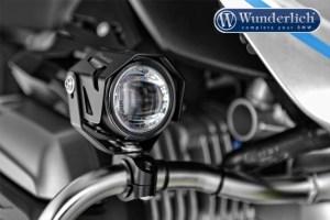 Faros LED adicionales ATON de Wunderlich para montaje en barras/tubos