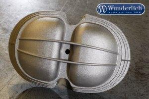 Tapa de válvula Boxer de dos válvulas sin cuello de llenado de aceite
